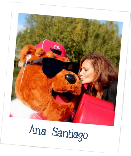 Ana Santiago, founder of Cool Bear